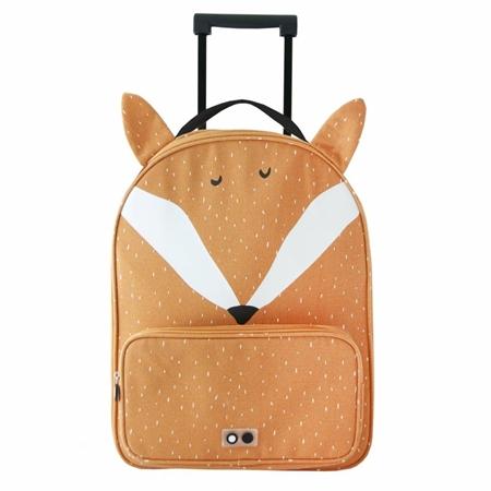 Trixie Trolley Mr. Fox