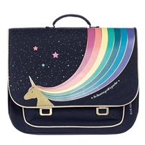 Boekentas it Bag Maxi Unicorn Gold