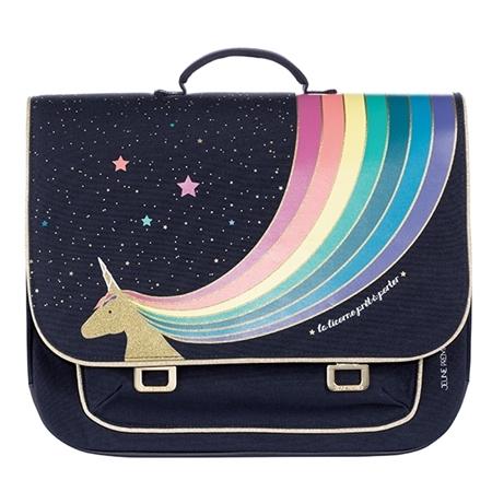 Jeune Premier Boekentas it Bag Maxi Unicorn Gold