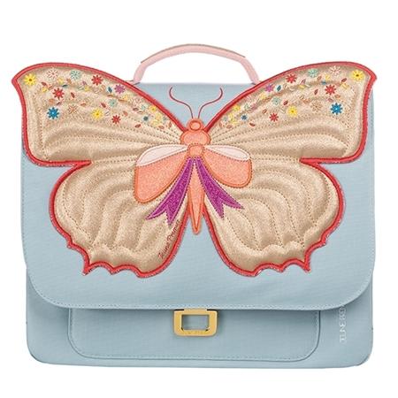 Jeune Premier Boekentas Mini Butterfly Gold