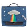 Jeune Premier Boekentas Space Rainbow