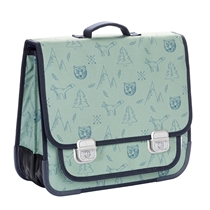 Schoolbag Paris Woodland