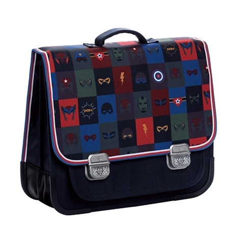 Jack Piers  Schoolbag Paris Superheroes