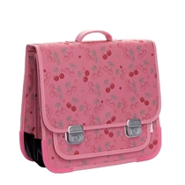 Schoolbag Paris Cherries