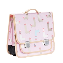 Schoolbag Paris Alpaca Gold