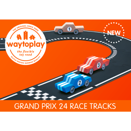 Waytoplay Autobaan Grand Prix 24-delig