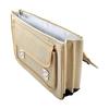 Caramel & Cie Boekentas Medium Glitter Goud