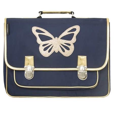 Caramel & Cie Boekentas Large Butterfly