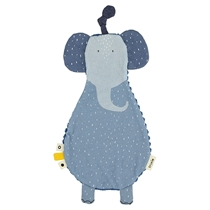 Fopspeenknuffel Mrs. Elephant