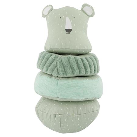 Trixie Stapelbare duikelaar - Mr. Polar Bear