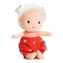 Mijn eerste pop Mila