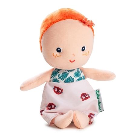 Lilliputiens Mijn eerste pop Mahé