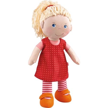 Haba Zachte pop Annelie 30 cm