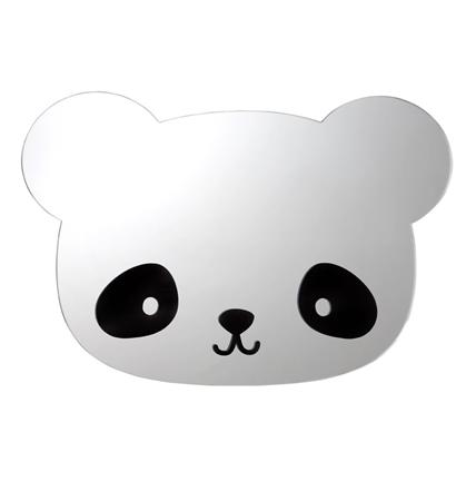 A Little Lovely Company Spiegel Beer - Panda