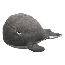 Knuffel Whale 60cm