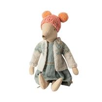 Winter mouse medium girl