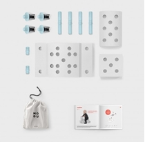 Curiosity Kit Blauw
