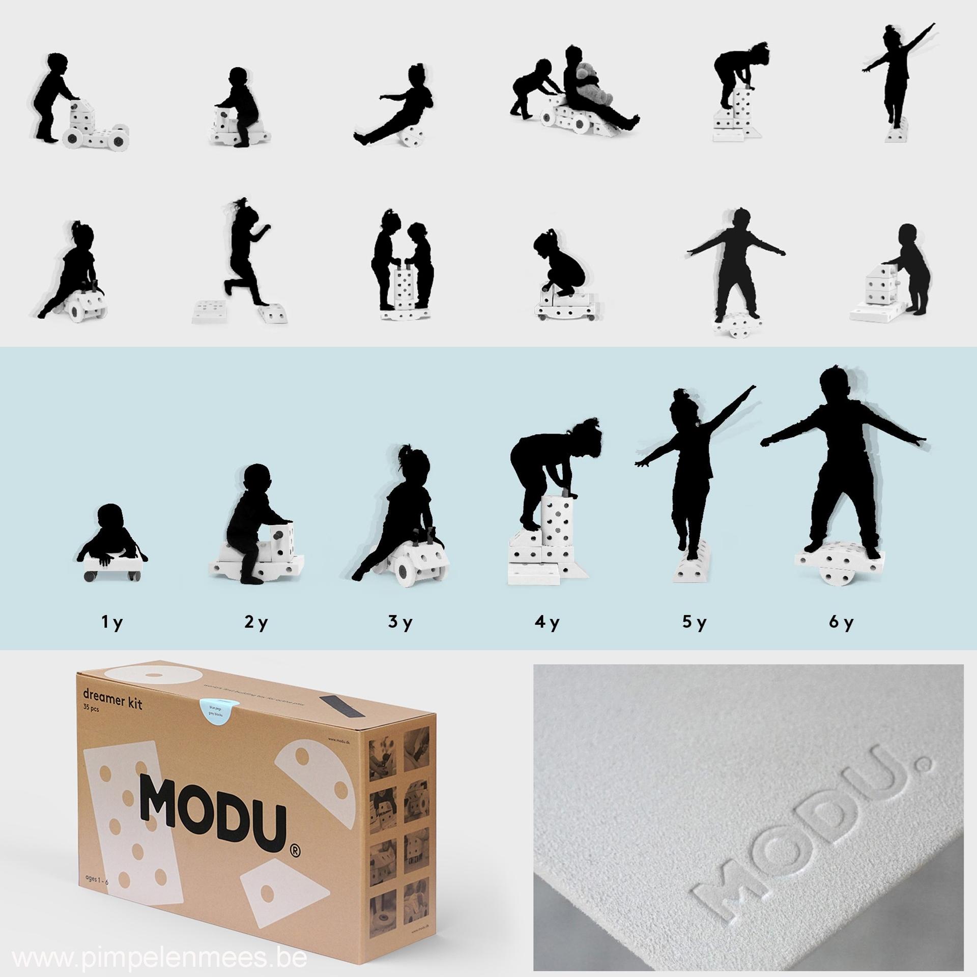 Modu Toy dreamer kit