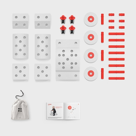 Modu Dreamer Kit Red