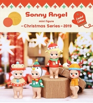 Gelukspoppetje Christmas 2019