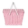 Olli Ella Rieten picnick mandje Piki roze