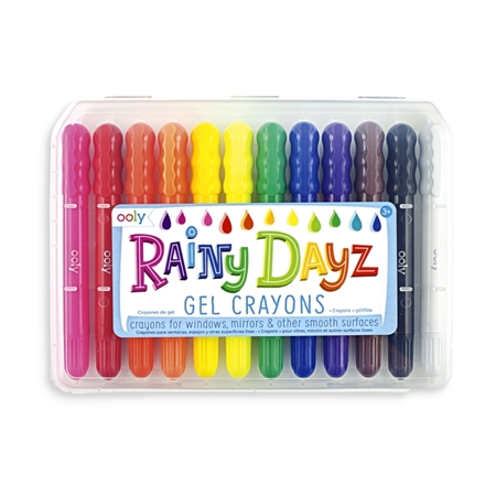 Ooly Rainy Days Raamstiften