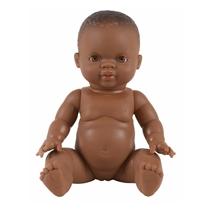 Babymeisje Afrikaans 34cm