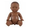Minikane - Paola Reina Babyjongen Afrikaans 34cm