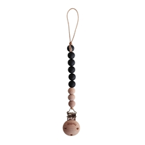 Tutketting Black Wood