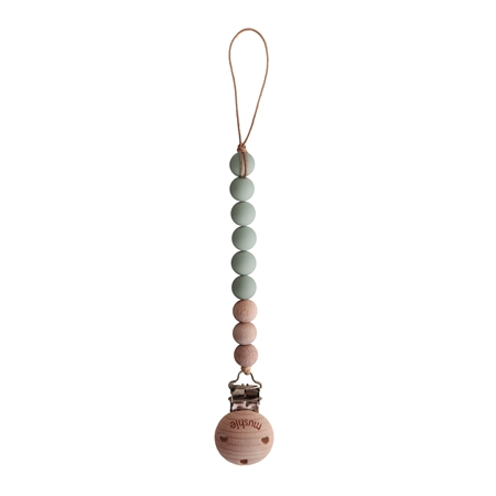 Mushie Tutketting Sage-Wood