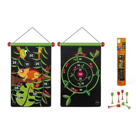 Scratch Magnetische Darts Jungle