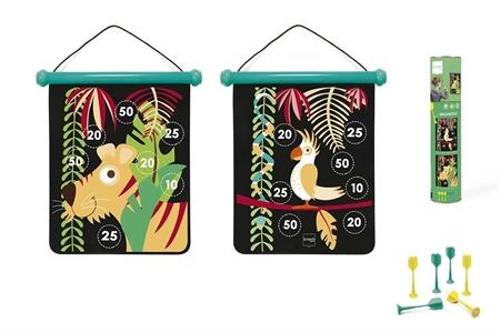 Scratch Magnetische Darts Tropical Jungle