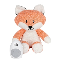 Muziekknuffel met hartslag Robin the Fox Oranje