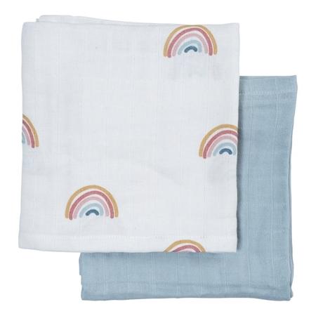Fabelab Tetradoeken 60x60 Rainbow