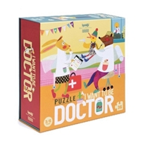I want to be a doctor Puzzel 36st