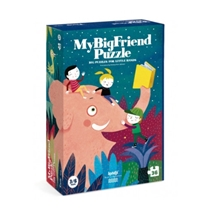 My big friend Puzzel 36st
