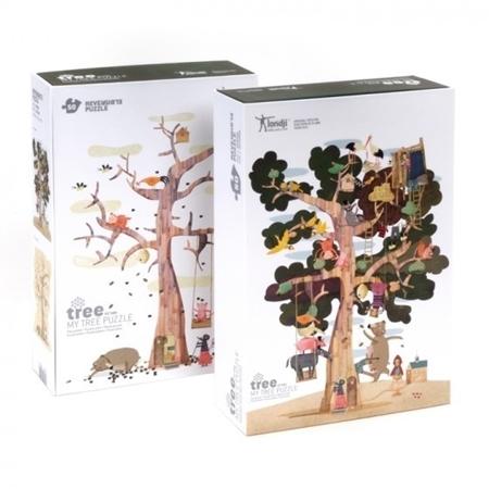 Londji My tree Puzzel 50st