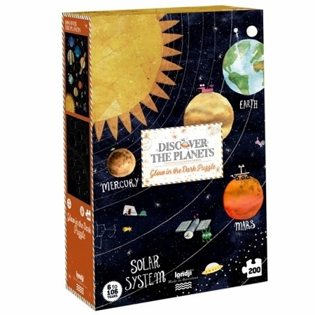 Londji Discovery the planets puzzel 200st