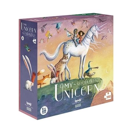 Londji My Unicorn puzzel 350st