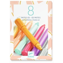 8 Gelstiften Pastel Sweet