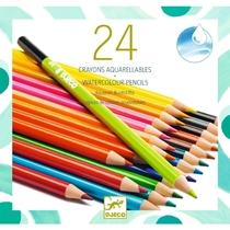 24 Aquarelpotloden
