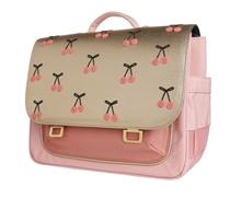 Boekentas it Bag Midi Cherry Pompon