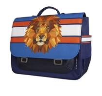 Boekentas it Bag Midi Lion Head