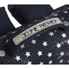 Jeune Premier Boekentas it Bag Midi Stars Silver