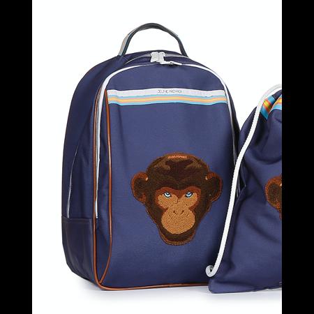 Jeune Premier Backpack James Monkey