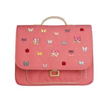 Kleuterboekentas Mini Butterfly Pink