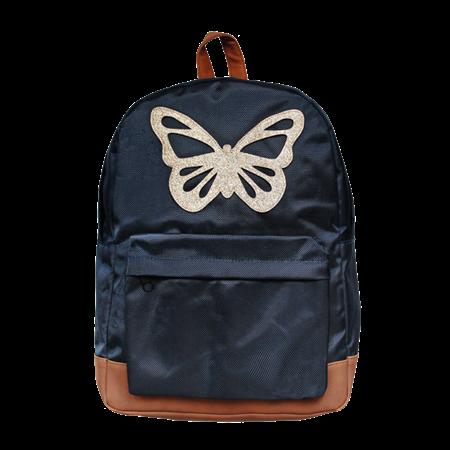 Caramel & Cie Rugzak Large Butterfly