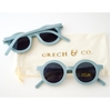 Grech & Co Zonnebril Sunnie Light Blue