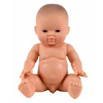 Babyjongen Aziatisch 34cm