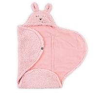 Wikkeldeken Bunny Roze